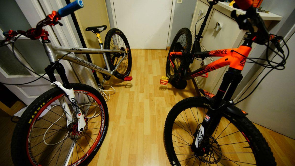 Remontage Vélo